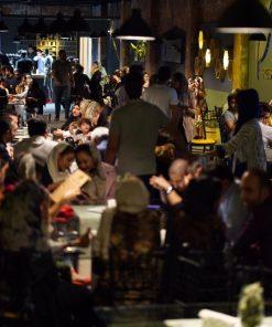 باغ رستوران برگ اصفهان