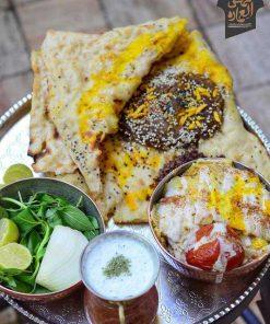 کافه رستوران شمس العماره